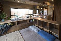 42平米の超コンパクト!全部をつなげたワンルームは、夫婦だけの「個室」!?【リライフプラスarchive】 | Sumai 日刊住まい