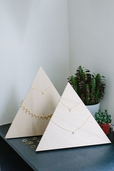 Make It Modern: On Trend Triangle DIY Project Ideas | Apartment Therapy