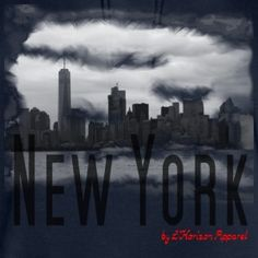 New York Classic Style - by L'Horizon Apparel - Unisex Hoodie