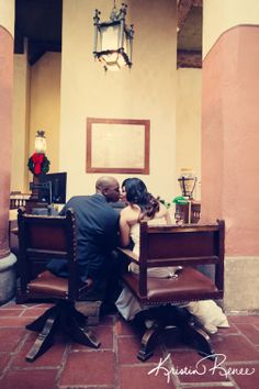Santa Barbara Courthouse Weddings, Kristin Renee Photographer http://santabarbaracourthouseweddings.net