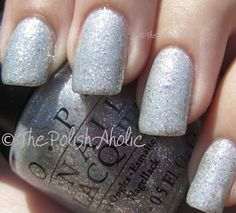 OPI Shimmer Into Summer Ulta Exclusive Summer Collection Swatches! OPI Glitter-ally The Best Silver Ever