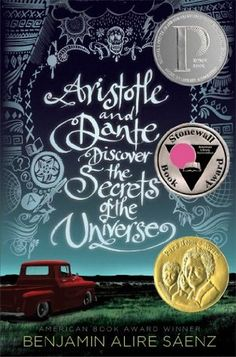 Aristotle and Dante Discover the Secrets of the Universe by Benjamin Alire Sáenz #YA #contemporaryYA #lgbt