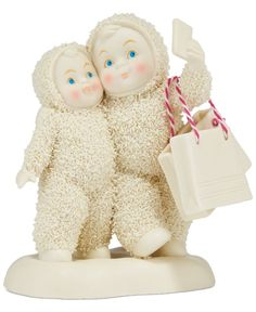 Department 56 Selfie Snowbabies Collectible Figurine