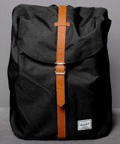 Neu im Shop: Herschel Post Backpack in Black - http://www.numelo.com/herschel-post-backpack-p-24513746.html #herschel #postbackpack #taschen #numelo