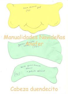 Manualidades Anafer: Moldes Felt Crafts, Christmas, Cards, Diy, Cilantro, Patterns, Country, Blog, Bed Skirts