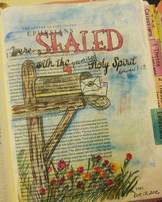 Ephesians 1:13 @faithinheartblog
