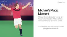 It was a memorable moment, and this Google trend shows how Michael Owen's late derby winner for @manutd in 2009 remains popular to this day.