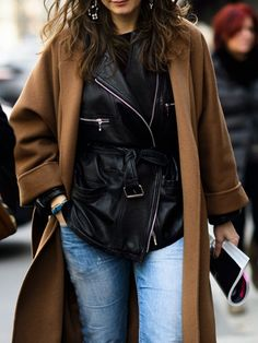 7 Easy Style Tricks to Get You Through Fall via @WhoWhatWear