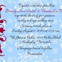 Tips for wedding invitation wording