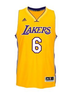 6dbcc8710820 Los Angeles Lakers Jordan Clarkson Home Swingman Jersey Jordan Clarkson