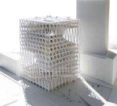 EFFEKT Architects ||| Artplaza - Art academy in Talinn, Estonia