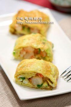 【Shrimp Egg Rolls】 by MaomaoMom
