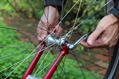 Before you head out for another rendezvous with your local bike mechanic, try your hand at changing that flat tire yourself. #GetSchooled