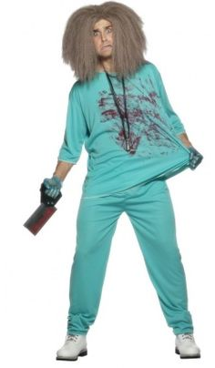 Déguisement De Chirurgien Fou  sc 1 st  Pinterest & Adult Bloody Surgeon Halloween Costume | Costumes and Halloween costumes