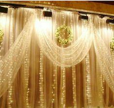 3 M x 3 M 300 leds carámbano led cortina de la secuencia de hadas de luz 300 bombilla navidad navidad de la boda home garden party garland decor 110V 5 colores en Cadenas de LEDs de Iluminación en AliExpress.com | Alibaba Group
