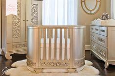 Gigi Loves - Dreamy Designer Cribs by Bratt Decor / Gigi Brooks