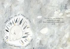 Problems with the Polar Post - katie harnett illustration