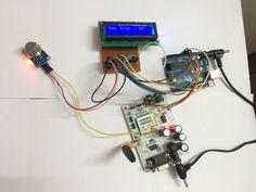 Gas Leakage Detector using Arduino