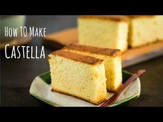 Castella Cake Recipe カステラ • Just One Cookbook
