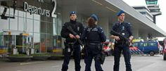 Royal Marechaussee: Airport Police and Security