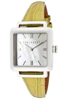Price:$37.31 #watches Ted Baker TE2017, Whether it's a night out on the town or a day at the park this versatile Ted Baker timepiece always makes a scene.