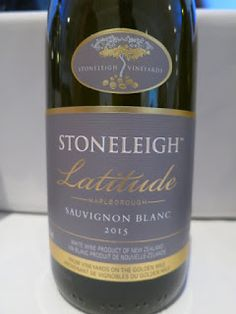 Stoneleigh Latitude Sauvignon Blanc 2015 - Marlborough, South Island, New Zealand (89+ pts)