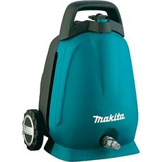 Makita Compact Electric 5 m 5 m BlackTurquoise Aluminium Makita Tools, Power Tools, Aluminium, Hand Tools, Pressure Washers, Cleaning Products, Window, Pumps, Turquoise