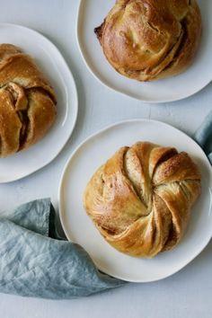 Kanelknuter av spelt og surdeig (lavFODMAP) - GODT FOR MAGEN Fodmap, Muffin, Baking, Breakfast, Morning Coffee, Bakken, Muffins, Cupcakes, Backen