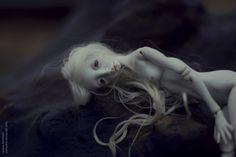 The Magic of Lidia Snul, Russian BJD Artist (Russian Version) Part 2