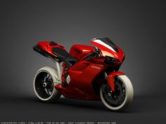 Ducati 1098 I think if I liked motorcycles! This would be the color I would want.