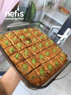Ben Deyim Şekerpare Siz Deyin Baklava - Nefis Yemek Tarifleri - #7350695 Zucchini, Beef, Vegetables, Food And Drinks, Meat, Vegetable Recipes, Veggies, Steak