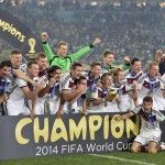Finally Germany won the 2014 FIFA World Cup tag after 24 years of last win. Germans marked their win in the extra time given by the refree. With only last 7 minutes (Extra Time) remaining and the was heading forpenalties, Andre Schuerrle escaped down the...