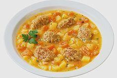 Hackfleisch - Kartoffel - Möhren - Eintopf, ein tolles Rezept aus der Kategorie Eintopf. Bewertungen: 242. Durchschnitt: Ø 4,5.