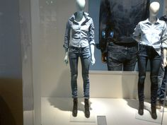Womens Denim Styling