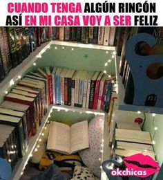 Aesthetic Room Decor, Book Aesthetic, Dream Rooms, Dream Bedroom, Bookshelf Inspiration, Deco Cool, Dream Library, Future Library, Library Books