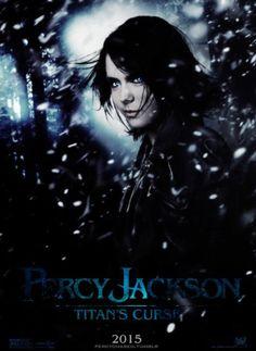 Percy Jackson Titans Curse - Movie Fan Poster