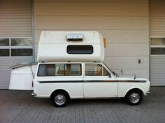 Bedford HA Dormobile Roma 1 Lux 3 berth - very rare - UK Reg For Sale (1968)