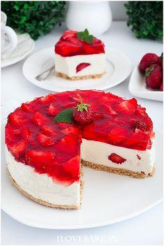 Archiwa: Serniki - I Love Bake Catering Food, Sweet Recipes, Cheesecake, Sweets, Cooking, Foods, Coffee, Bakken, Kitchen