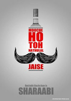 The most creative poster design examples Famous Dialogues, Movie Dialogues, Funky Quotes, Swag Quotes, Daily Quotes, Bollywood Posters, Bollywood Quotes, Minimal Movie Posters, Minimal Poster