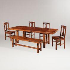Hudson 6 Piece Dining Set