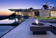 Villa 9010 Hopen - Hollywood Hills CA
