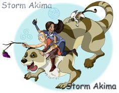 Kataang Meerkat Riding by StormAkima
