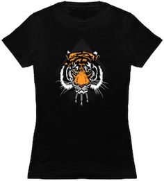 Pierced Tiger T-Shirt