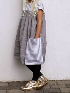 Kleid grau (Nice Try Ideas)