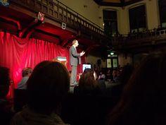 American To Britain: Cambridge Literary Festival