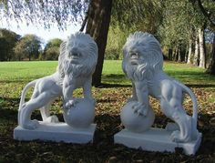 large garden sculptures statues - Google Search