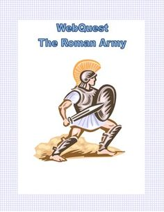 The Roman army was the backbone of the Roman Empire and one of the most successful armies in world history. It was well-trained, well-equipped, and well-organized. As your students learn about Ancient Rome's army they gain factual information while learning to read for information and using research skills.