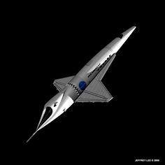 Pan Am Space Clipper Orion III - (Earth to Orbit Shuttle) - 2001: A Space Odyssey (1968)