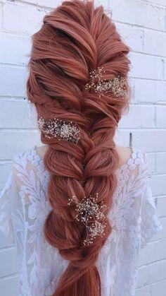 Bridal Hair Braids, Bridal Hairstyles With Braids, Wedding Braids, Veil Hairstyles, Braids For Short Hair, Pretty Hairstyles, Updos, Wedding Hairstyles, Hair Style Vedio