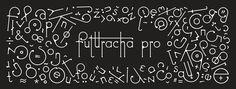 Design police type Futuracha pro